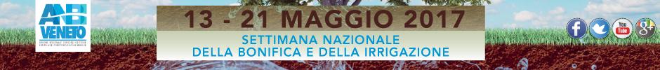 Settimana Nazionale della bonifica e della irrigazione 2017