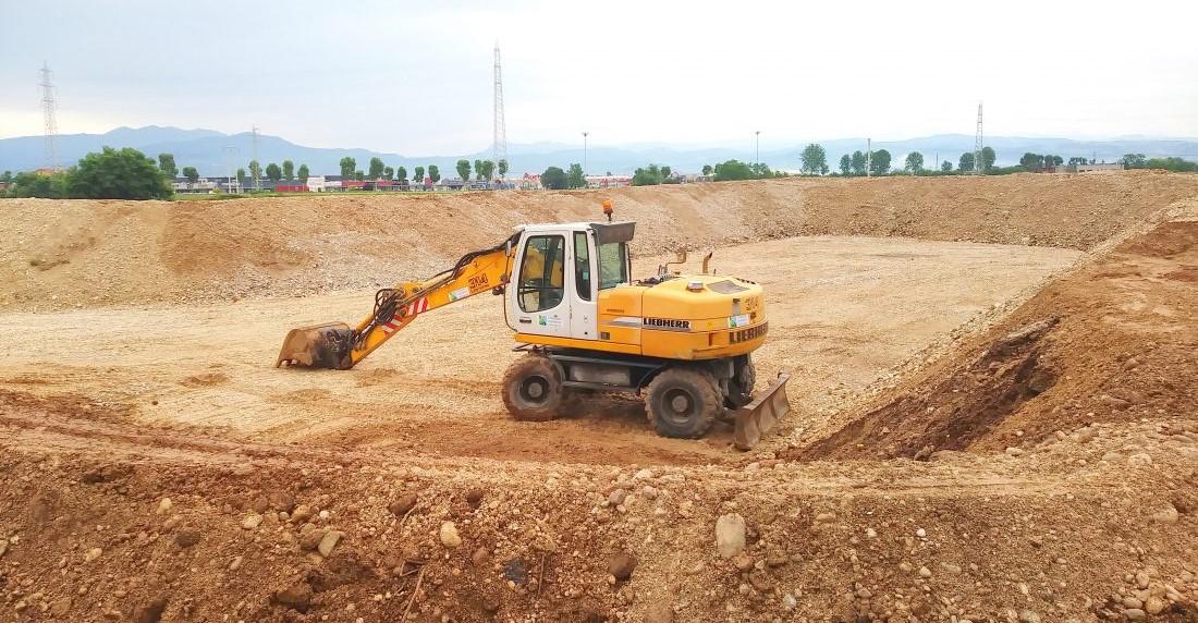 cassa di espansione a Lugugnano