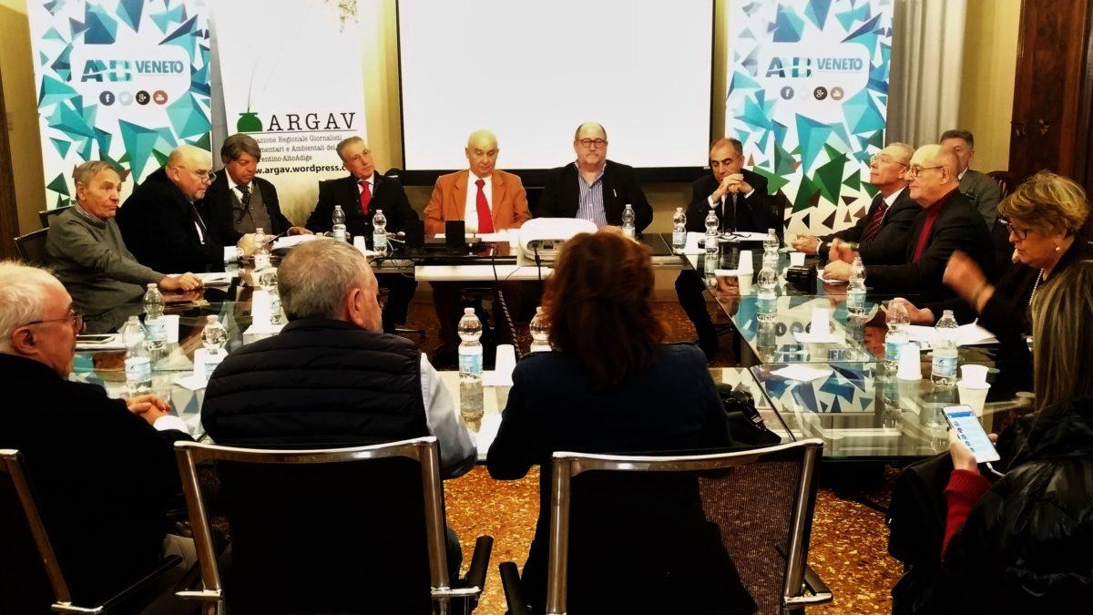 Unaga - consiglio nazionale in Anbi Veneto