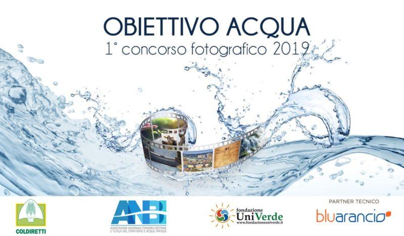 obiettivo acqua 2019